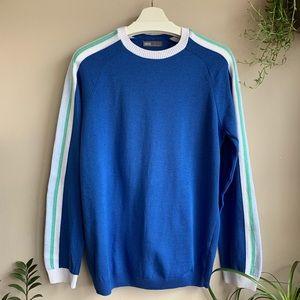 ASOS color block sweater EUC